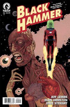 Black Hammer #5 :: Profile :: Dark Horse Comics