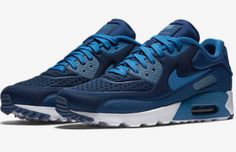 The Nike Air Max 90 Ultra SE Coastal Blue Is Now Available