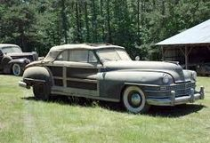 1948 Chrysler Town & Country Convertible