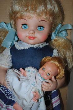 Ana Caldatto : Boneca Mãezinha da marca Estrela de 1977