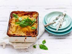 Quiche, Pasta, Breakfast, Ethnic Recipes, Food, Lasagna, Morning Coffee, Essen, Quiches