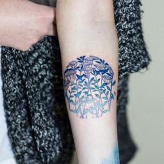 #tattoofriday - Acidouss, Polônia. #tattoo #tatuagem #colours #cores