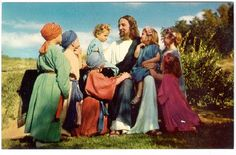 SOUTH DAKOTA Spearfish - Black Hills Passion Play - Bethany Scene (BH-1) | NEPLAINS Postcards and Collectibles | MonsterMarketplace.com