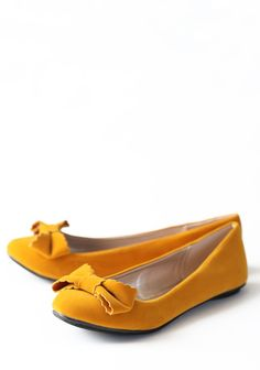 Velvet Doll Flats   Modern Vintage Shoes