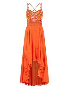 Maldives HiLo Dress