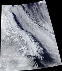 An Intersection of Land Ice Sea and Clouds Follow @GalaxyCase if you love Image of the day by NASA #imageoftheday