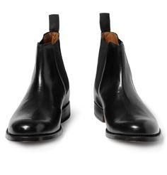 GrensonDeclan Leather Chelsea Boots|MR PORTER