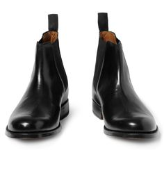 Grenson Declan Leather Chelsea Boots | MR PORTER