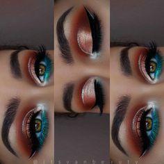 "30 Likes, 3 Comments - MorpheXJaclynHill (@morphexjaclynhill) on Instagram: ""Beautiful @adriannarosek using Morphe X Jaclyn Hill Palette, great job, girl! ••• #morphe…"""