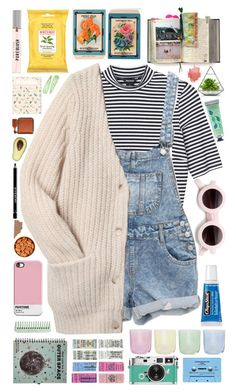 """Cosy"" by planet-earth-is-blue ❤ liked on Polyvore featuring Monki, Acne Studios, Suck, Burt's Bees, CASSETTE, Chapstick and Givenchy"