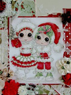 Something Beautiful By Julie: Christmas is a time for Family, Friends, Love and Laughter