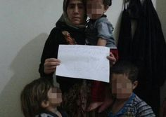 Christian woman kidnapped by ISIS