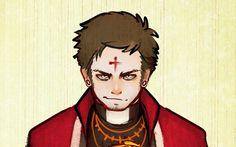 Erraday - original character priest