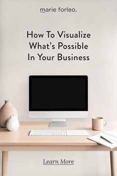 Do you ever visualize what's possible in your business or life? Of course you do! But here's the thing — many of us make a crucial visualization mistake that creates a ton of unnecessary stress for ourselves and others. In this episode, you'll learn how to visualize results and get things done with Danielle LaPorte.