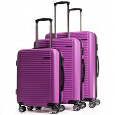 Tustin 3-Piece Luggage Set