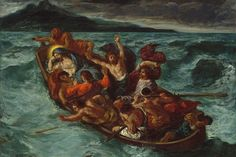 Landmark exhibition in Minneapolis traces Eugène Delacroix's influence on modern art