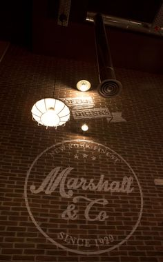 MARSHALL&CO Coffee&Drinks  #interiorismo #diseñodeinteriores #branding