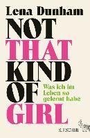 Lena Dunham - Not that kind of girl