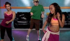 Dance fitness by DailyBurn:  MOVE! Latin by Keaira Lashae