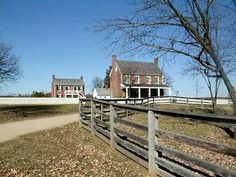 Wilmer McLean's house, Appomattox Court House, Va