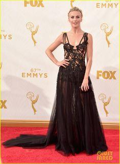 Julianne Hough & Brother Derek Hit The Emmy Awards 2015 Together | julianne derek hough emmy awards red carpet 12 - Photo