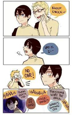 | Haikyuu!! | That's just mean.