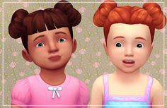 The Sims 4: Toddlers Custom Content already available - Sims Community
