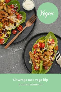 Vegan Diner, Vegan Dinner Recipes, Healthy Recipes, Speedy Recipes, Happy Foods, Quick Meals, Vegetable Recipes, Good Food, Yummy Food