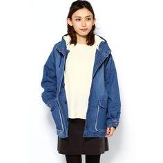 """イエナのレディスジャケット(SOEUR デニムボアジャケット)2013AW パリで人気のブランド """"soeur""""姉妹という意味の「スール」。 「子どもではない、でもまだ大人ではない女の子にモード感あふれる服を」というコンセプトのもと、姉妹二人で始めたブランドです。可愛らしさの中にも上質な素材を使用したりちょっとしたディテールにこだわっていたり、大人の遊び心をくすぐるアイテムが揃います カジュアルな雰囲気のデニムジャケット インにボアをあしらい、あたたかみのあるルックスに仕上がっていますIENA SLOBEの商品は、IENA実店舗での取り扱いはございません。また、IENAの商品は、IENA SLOBE実店舗での取り扱いはございません。ルミネ池袋店のみIENAとIENA SLOBEの両方の取り扱いがございます。モデルサイズ:身長:168cm バスト:77cm ウエスト:60cm ヒップ:85cm 着用サイズ:フリー[型番:13010910130230]"""