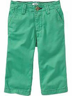 green-twill-pants