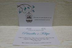 Convite de Casamento - 240g