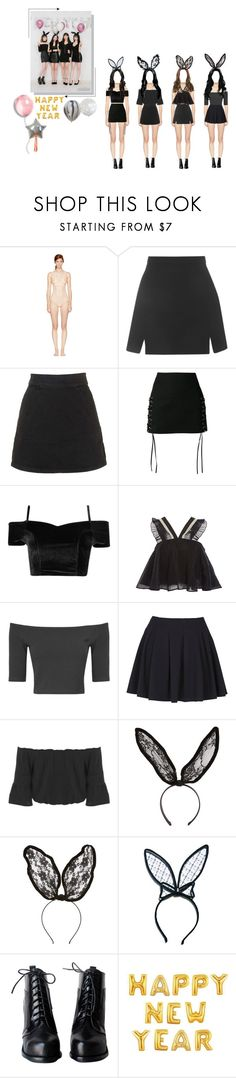 """""""🎆 X-RAY'S New Year's Event! 🎆"""" by joysound-entertainment ❤ liked on Polyvore featuring STELLA McCARTNEY, Topshop, Helmut Lang, Zayan The Label, Glamorous, Don't Ask Amanda, Miss Selfridge, Charlotte Russe, Cara and Meri Meri"""