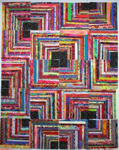 Love Love Love this!! 20 block layout from Exuberant Color.