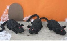 One Skein Rats