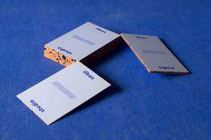 ilhas business cards - ilhas
