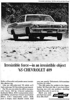 1965 Chevrolet Ad-14 #chevroletimpala1966 #chevroletimpala1965