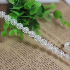 10meters flower line pearl bead wedding decoration - Wedding Look