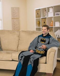 Richard! The only way a snuggie was EVER cool   LOL thanks ashe :)