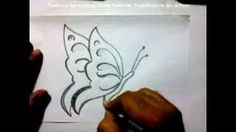 live art pencil drawing tutorial - YouTube