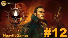 Eisenhorn Xenos Gameplay Walkthrough (PC) Part 12:Cherubael - Destroying...