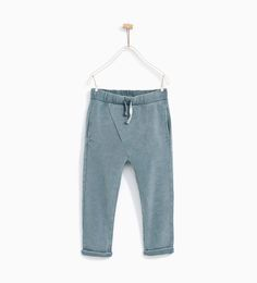 34c444a2de6 CROSSOVER PIQUÉ TROUSERS Back To School Fashion, White Boys, Slip On Shoes,  Chambray