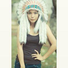The indian was at prasasti meseum