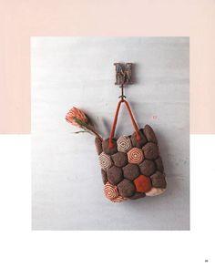 Crochet Purses, Crochet Bags, Free Crochet, Bucket Bag, Purses And Bags, Handmade, Hand Made, Crochet Clutch Bags, All Free Crochet