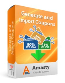 Generate and Import Coupons