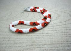 Hey, I found this really awesome Etsy listing at https://www.etsy.com/listing/169208670/free-shipping-poppy-flower-crochet-rope