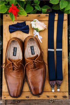 #Bräutigam: Accessoires passend für die Landhochzeit oder für die Hochzeitsfarbe blau