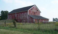 Nice old Ohio Barn