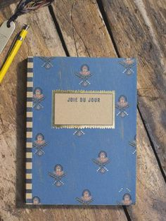 Joie du Jour Notebook by P.O.S.H.