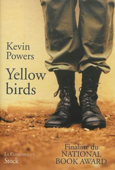 Le Bouquinovore: Yellow Birds, Kevin Powers