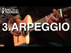(67) 3.Apreggio - Ben Woods Flamenco Guitar Techniques - YouTube